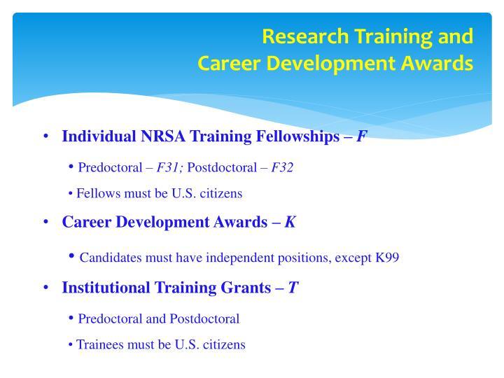 Graduate/Clinical Doctorate