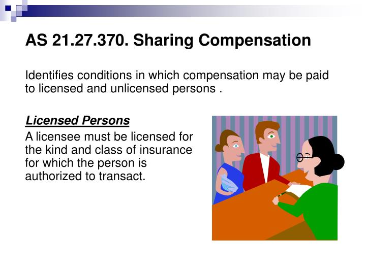 AS 21.27.370. Sharing Compensation