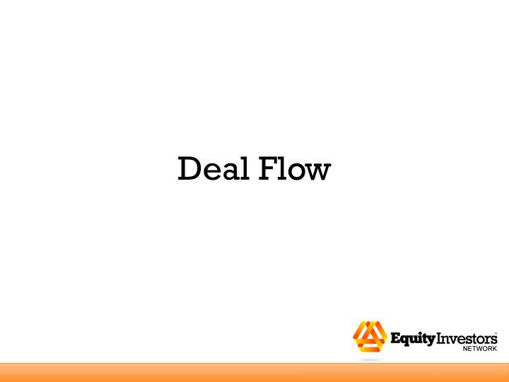 Deal Flow