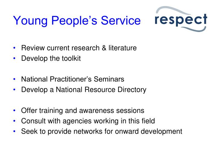 Young People's Service