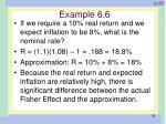 example 6 6