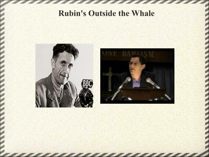 Rubin's Outside the Whale