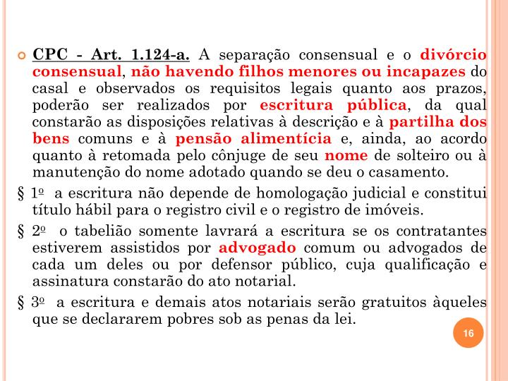 CPC - Art. 1.124-a.
