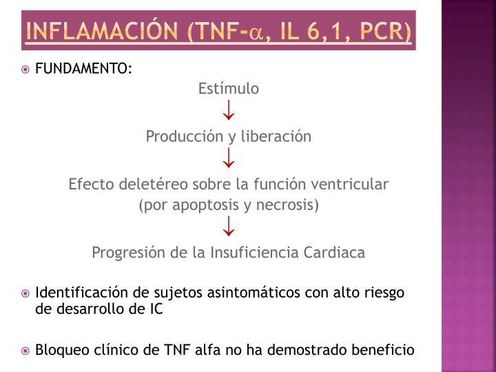 Inflamación (