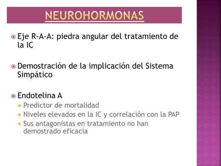 Neurohormonas