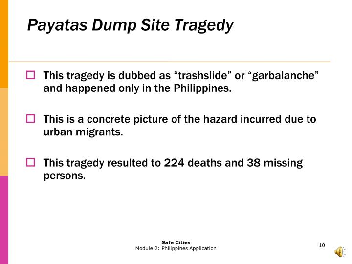 Payatas Dump Site Tragedy