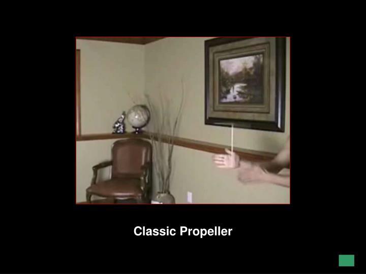 Classic Propeller
