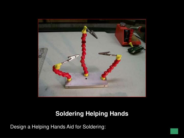 Soldering Helping Hands