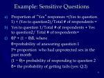 example sensitive questions2