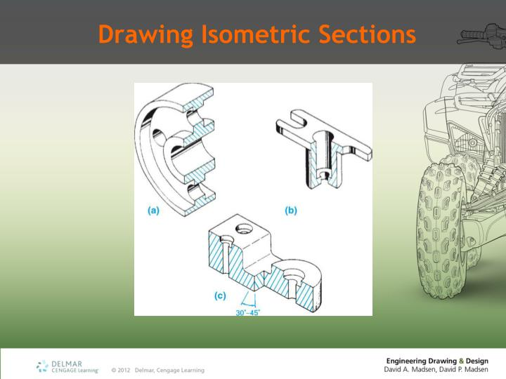 Drawing Isometric Sections