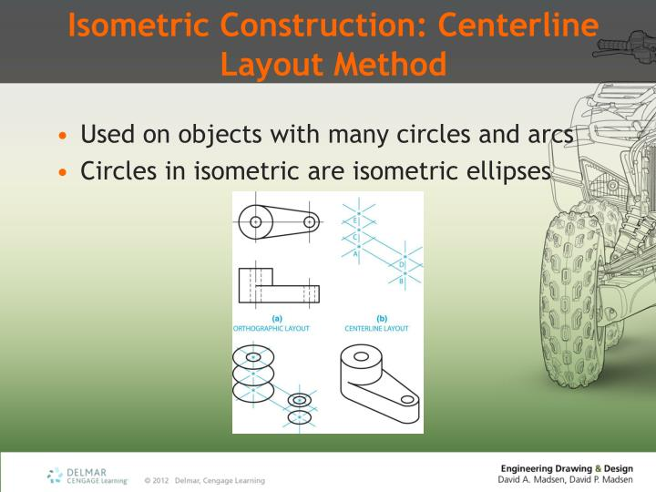 Isometric Construction: Centerline Layout Method