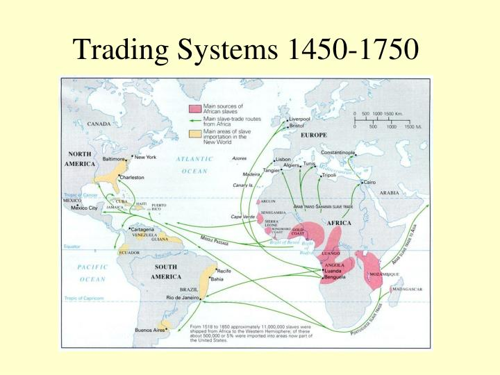 Trading Systems 1450-1750
