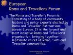european roma and travellers forum1