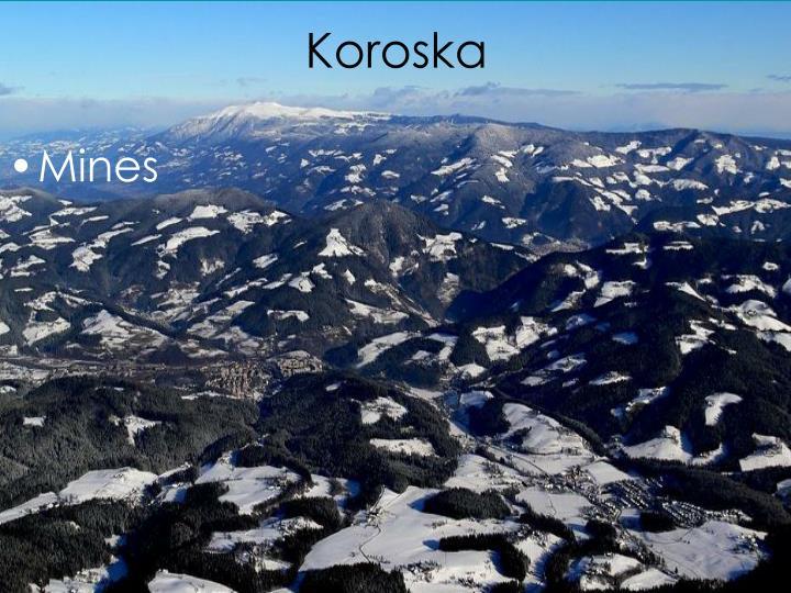Koroska