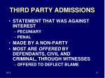 third party admissions