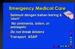 emergency medical care1