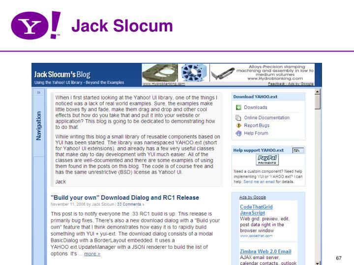 Jack Slocum