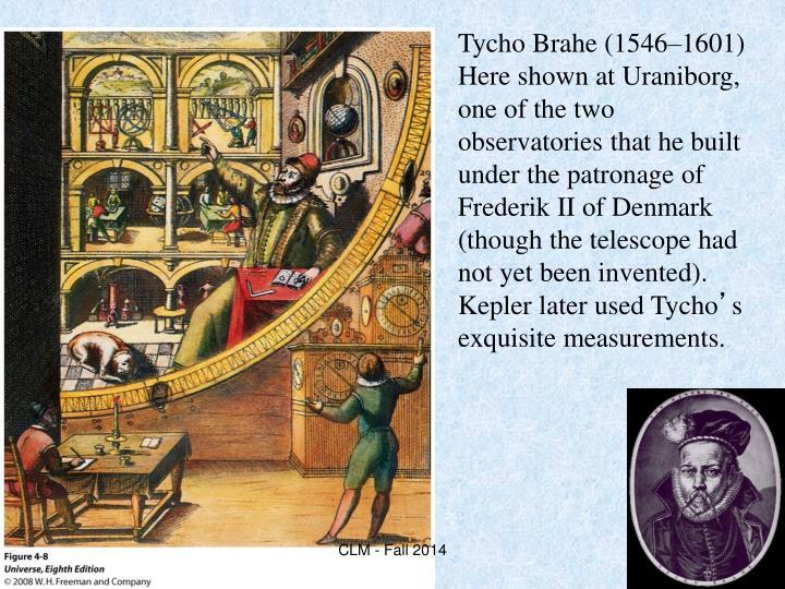 Tycho Brahe (1546–1601)