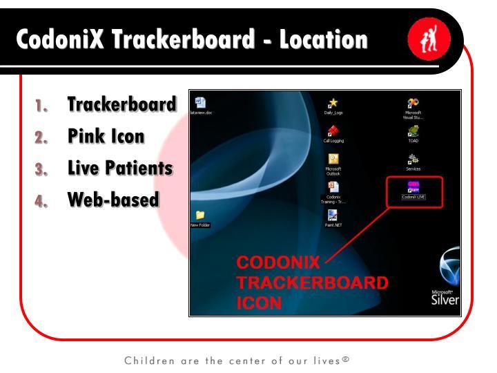 Trackerboard