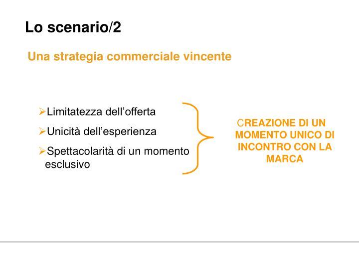 Lo scenario/2