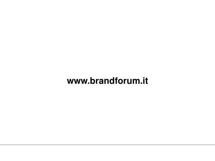 www.brandforum.it