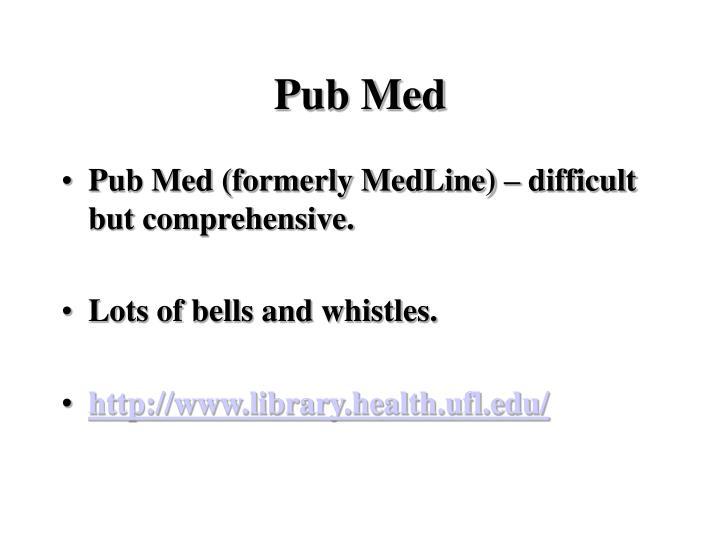 Pub Med