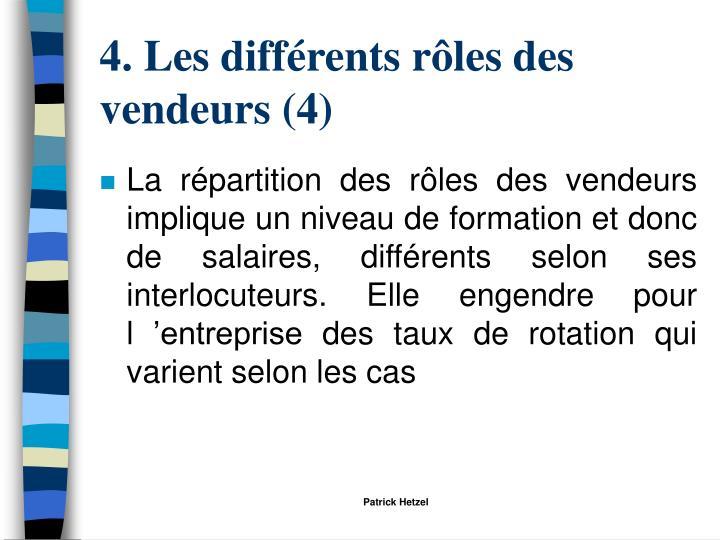 4. Les différents rôles des vendeurs (4)
