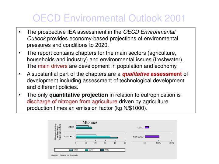 OECD Environmental Outlook 2001