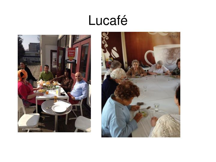 Lucafé