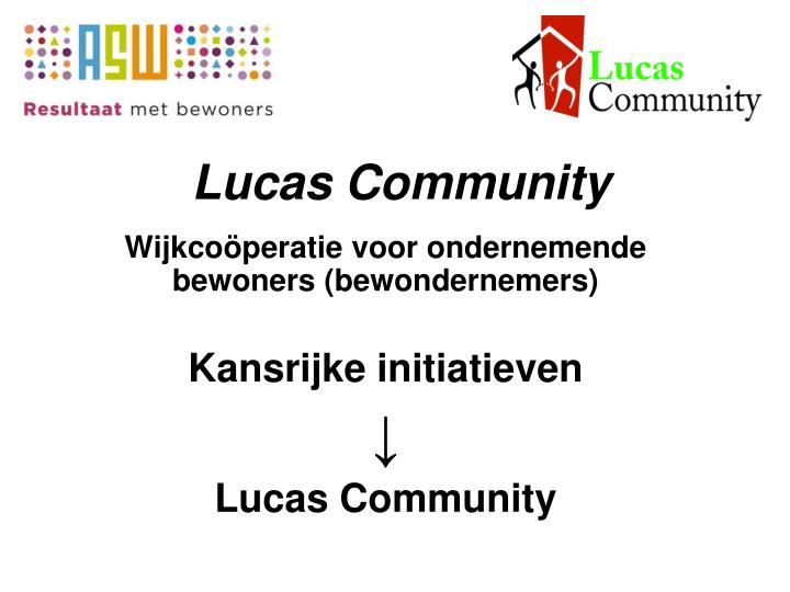 Lucas Community