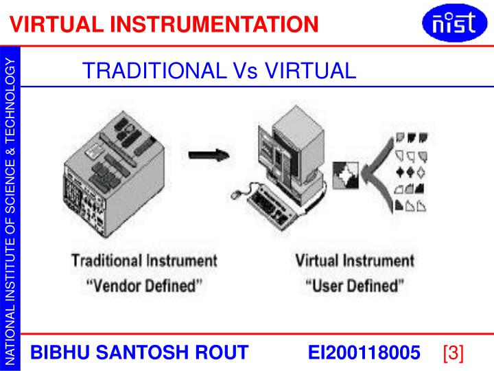 Virtual Instrumentation With LabVIEW - PowerPoint PPT Presentation