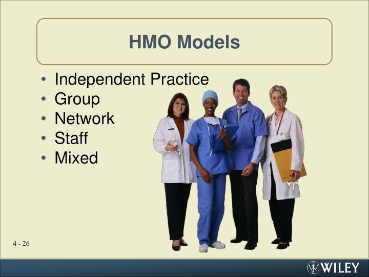 HMO Models