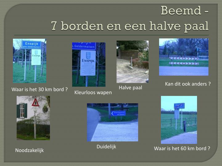 Beemd -