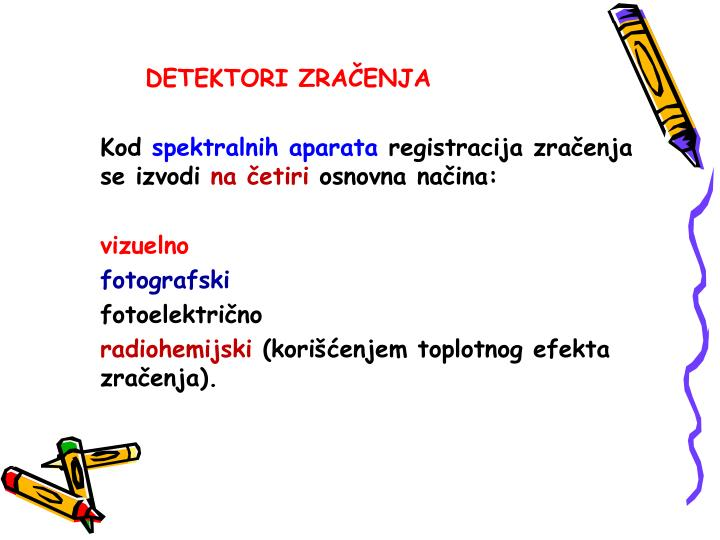 DETEKTORI ZRA