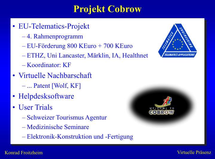 Projekt Cobrow