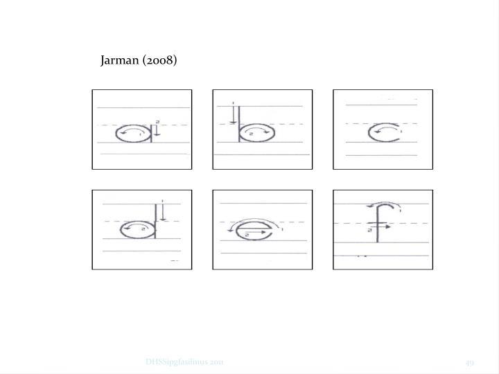 Jarman (2008)