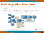 data migration overview