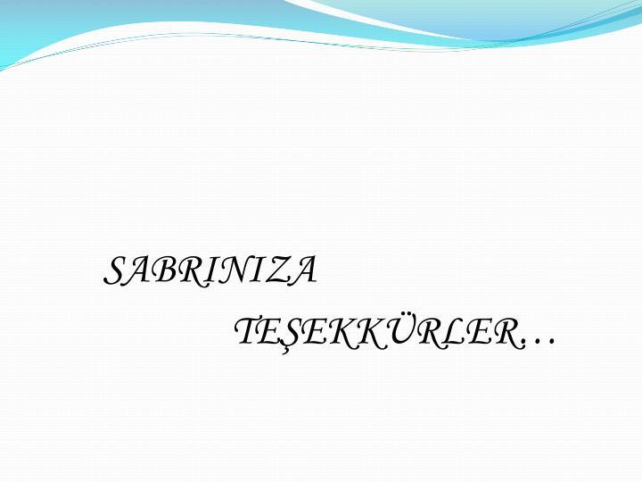SABRINIZA