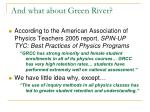 and what about green river4