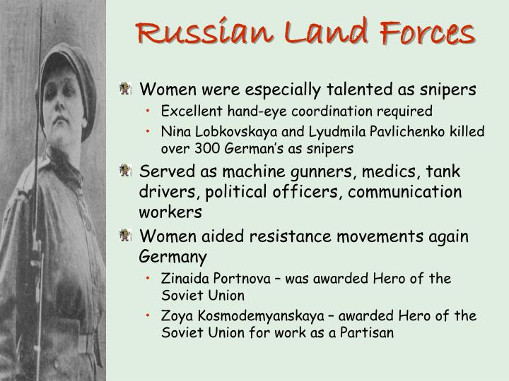 Russian Land Forces