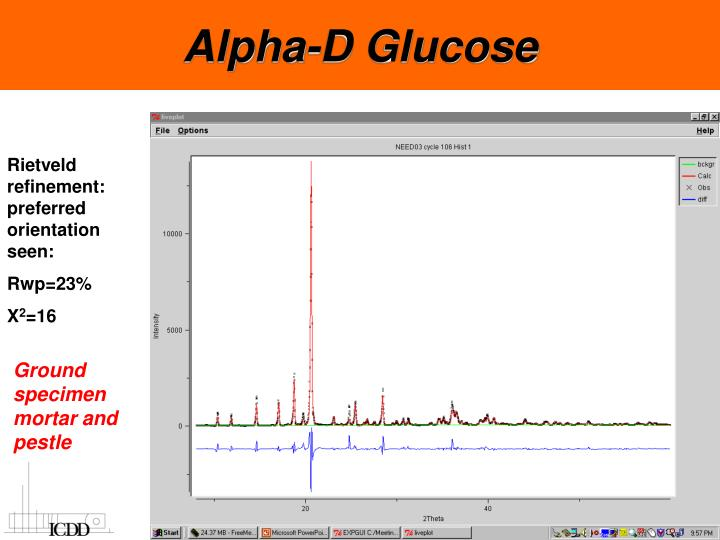 Alpha-D Glucose