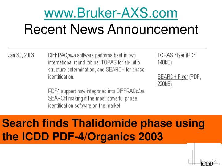 www.Bruker-AXS.com