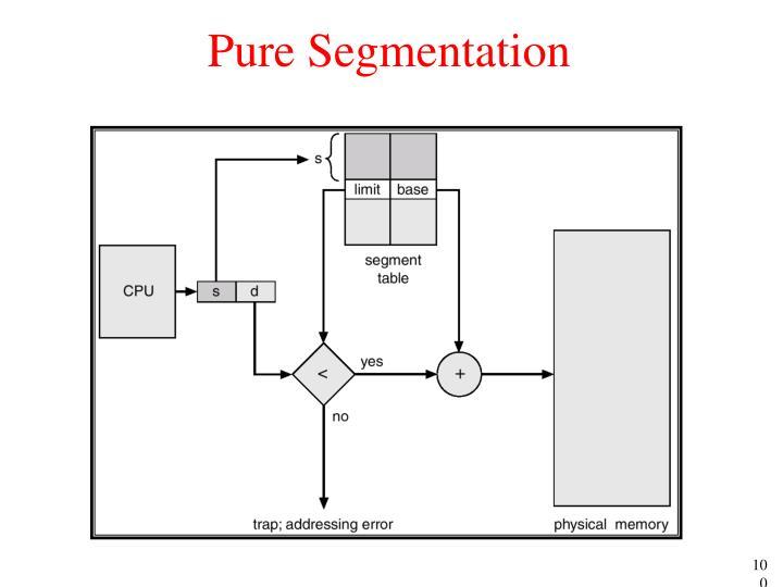 Pure Segmentation
