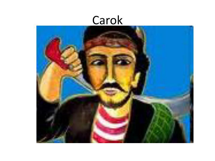 Carok