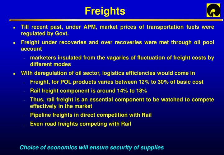 Freights