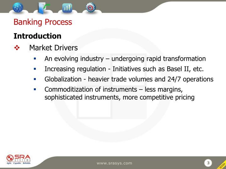 Banking Process