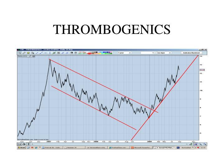 THROMBOGENICS