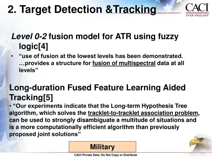 2. Target Detection &Tracking