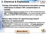 3 chemical explosives