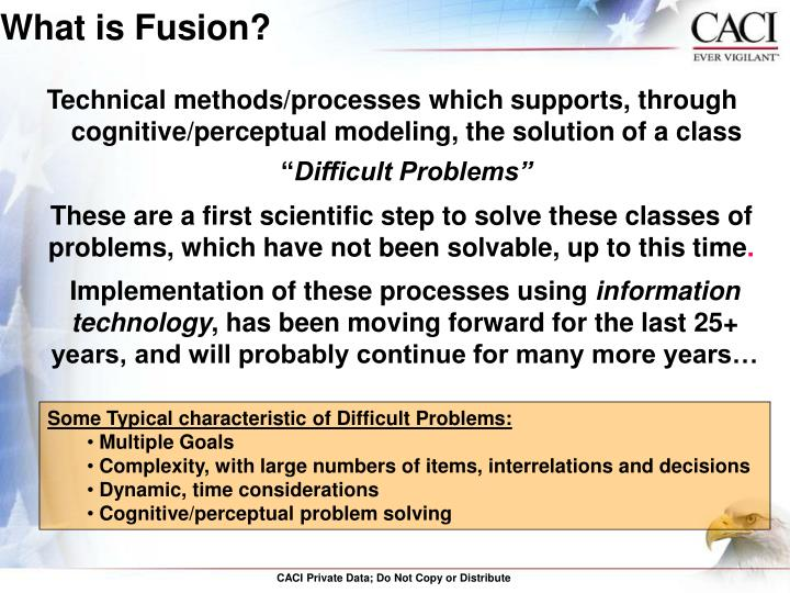 What is Fusion?